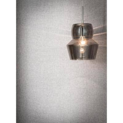 Linen Textures Paper Non-Pasted Wallpaper Roll (Covers 57 Sq. Ft.)
