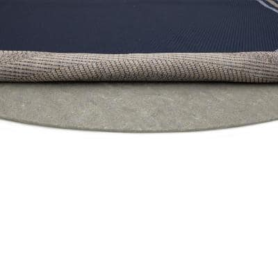 5 ft. Round Dual Surface Rug Pad