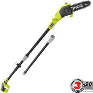 ONE+ 8 in. 18-Volt Lithium-Ion Battery Pole Saw (Tool Only)