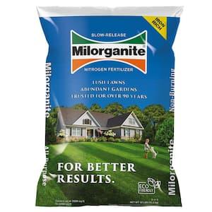 32 lbs. Slow-Release Nitrogen Fertilizer