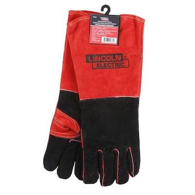 Premium Leather Welding Gloves