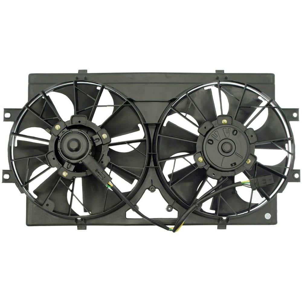 Oe Solutions Dual Fan Assembly Without Controller 620 014 The Home Depot