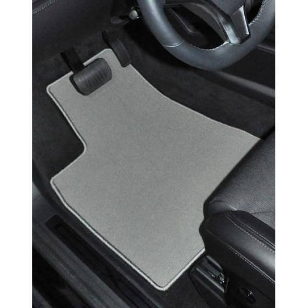 2019 Hyundai Elantra GT Charcoal Driver Passenger /& Rear Floor 2018 GGBAILEY D60033-S1A-CC-CHAR Custom Fit Car Mats for 2017