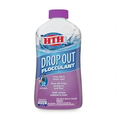 1 Qt. Drop Out Flocculant Pool Balancer