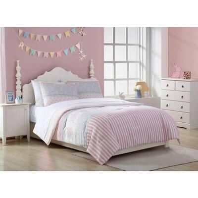 Ellie Stripped Comforter Set