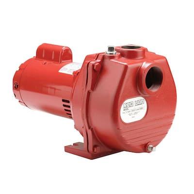 1.5 Horsepower 71 GPM Cast Iron Irrigation Sprinkler Pump RLSP150
