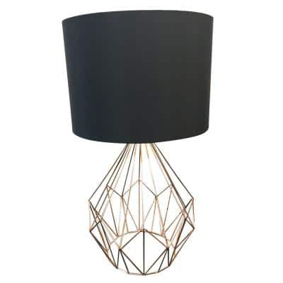 Pedregal 1 25 in. Gold Table Lamp