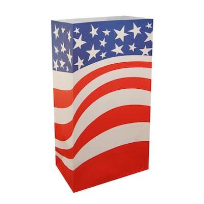 Luminaria Bags - Americana