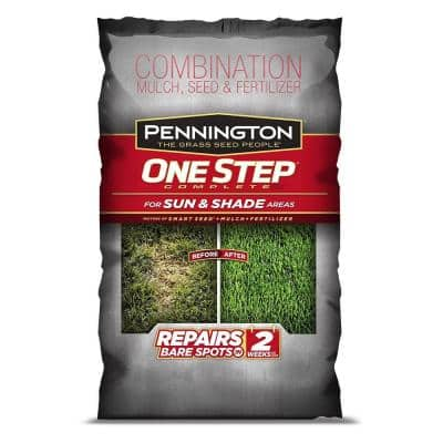 8.3 lb. One Step Complete for Sun and Shade North Areas with Smart Seed, Mulch, Fertilizer Mix