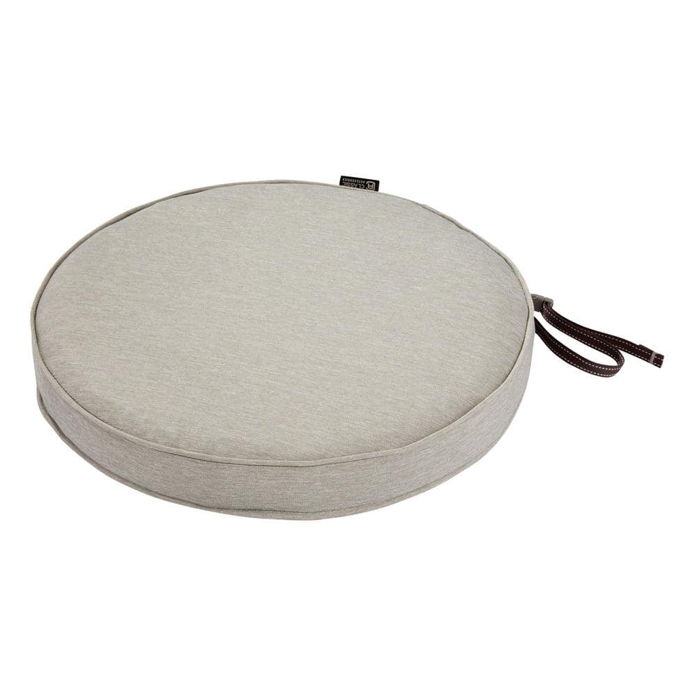 In Round Outdoor Seat Cushion, Round Lounge Chair Cushions