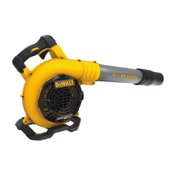 DEWALT 129 MPH 423 CFM 60V MAX Lithium-Ion Cordless FLEXVOLT Handheld Leaf Blower (Tool Only)
