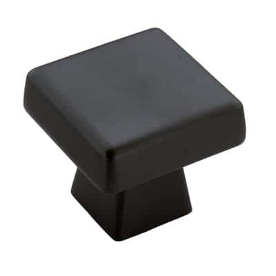 Blackrock 1-1/2 in (38 mm) Length Black Bronze Cabinet Knob