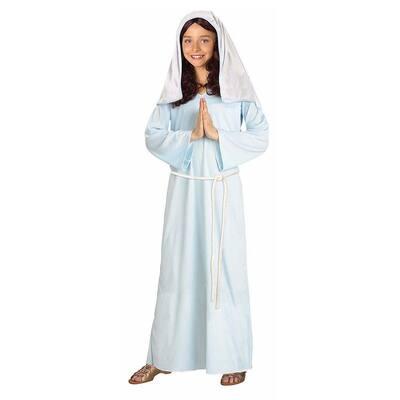 Large Girls Mary Kids Costume