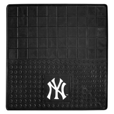 New York Yankees Heavy Duty Vinyl 31 in. x 31 in. Cargo Mat