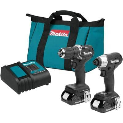 18-Volt LXT Lithium-Ion Sub-Compact Brushless Cordless 2-piece Combo Kit (Driver-Drill/Impact Driver) 1.5Ah