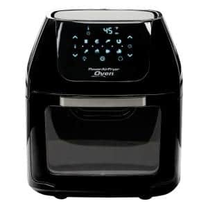 Power 6 Qt. Black AirFryer