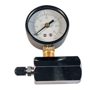 Gas Test Gauge