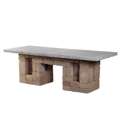 Desert Rectangle Patio Dining Table