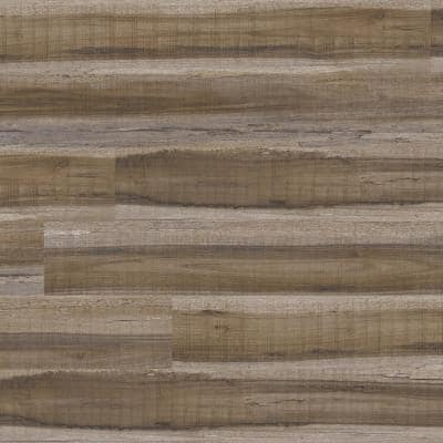 Take Home Sample - Woodland Salvaged Forest Rigid Core Luxury Vinyl Plank Flooring 7 in. x 12 in.