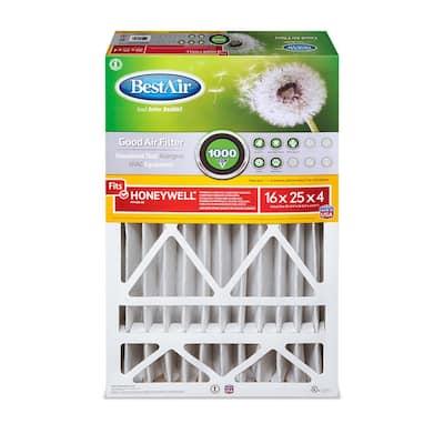 16 x 25 x 4 Honeywell FPR 4 Air Cleaner Filter