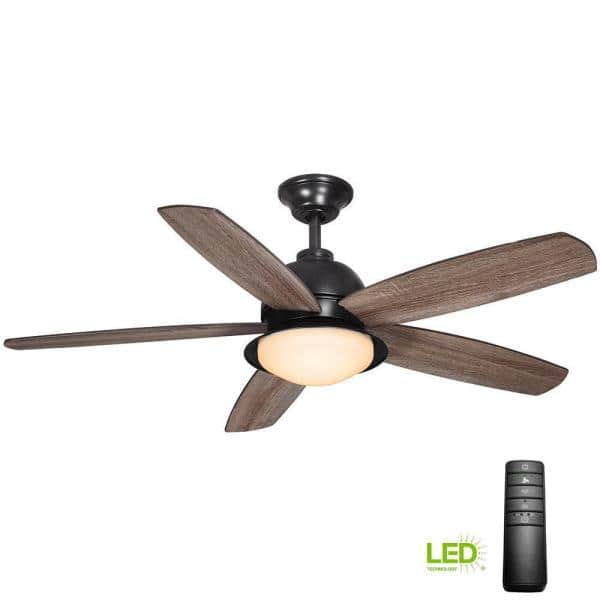 Home Decorators Collection Ackerly 52, Ceiling Fans Outdoor With Remote