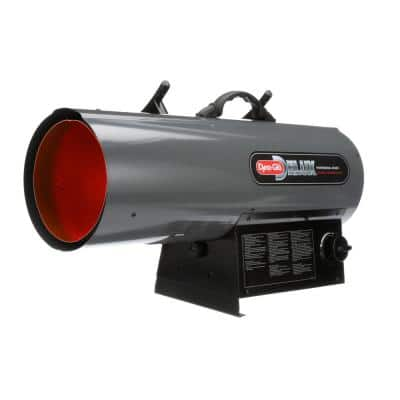 120K-150K BTU Forced Air Propane Portable Heater