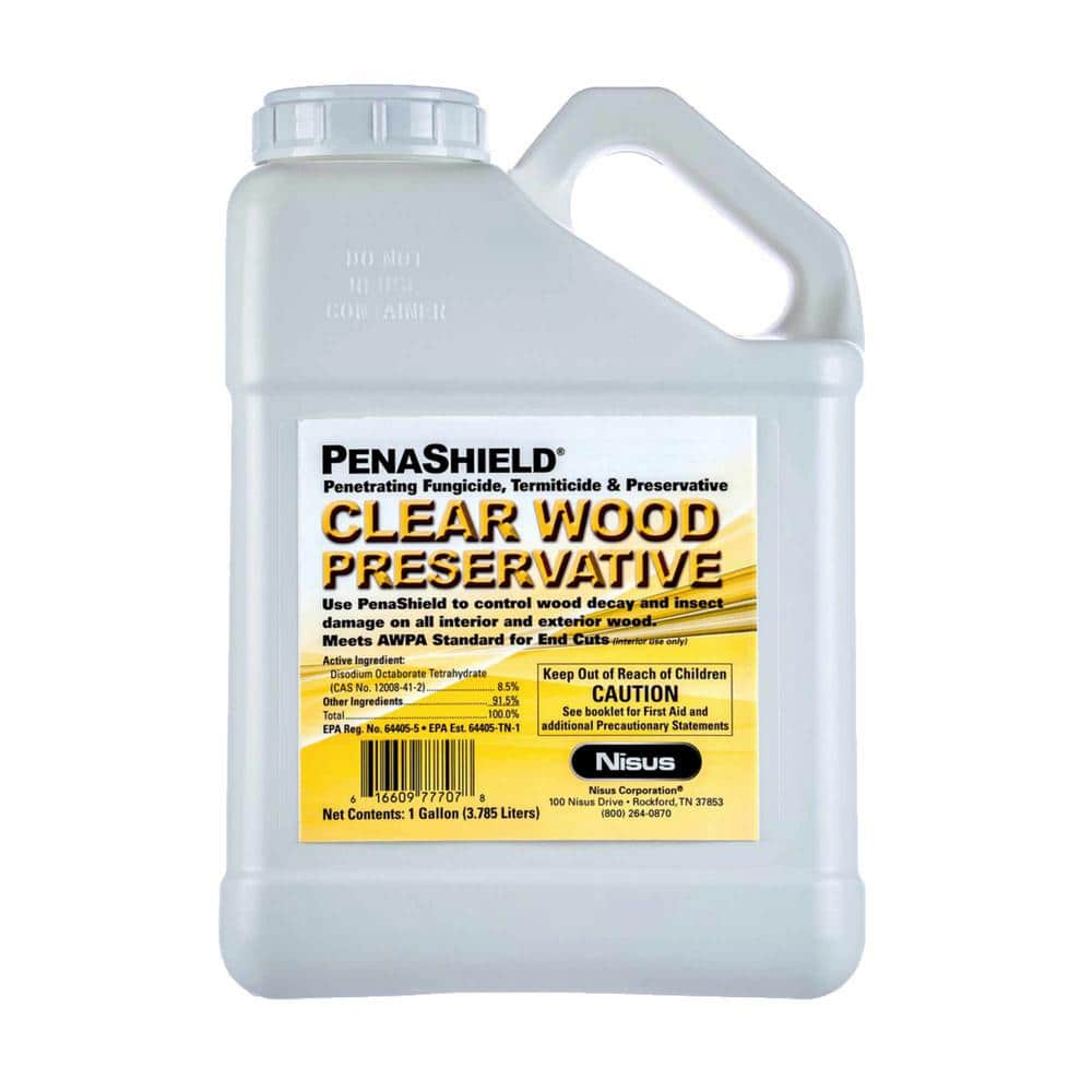 PenaShield 1 gal. Borate Wood Treatment and Preservative