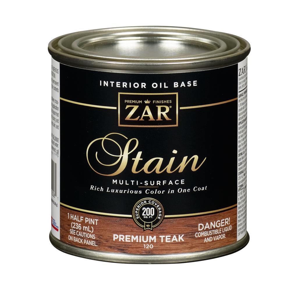 120 .5Pt Premium Teak Wood Stain (2-Pack)