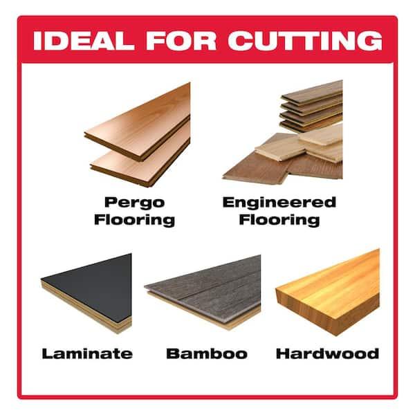 Ultimate Flooring Circular Saw Blade, Saw Blade For Laminate Flooring Home Depot