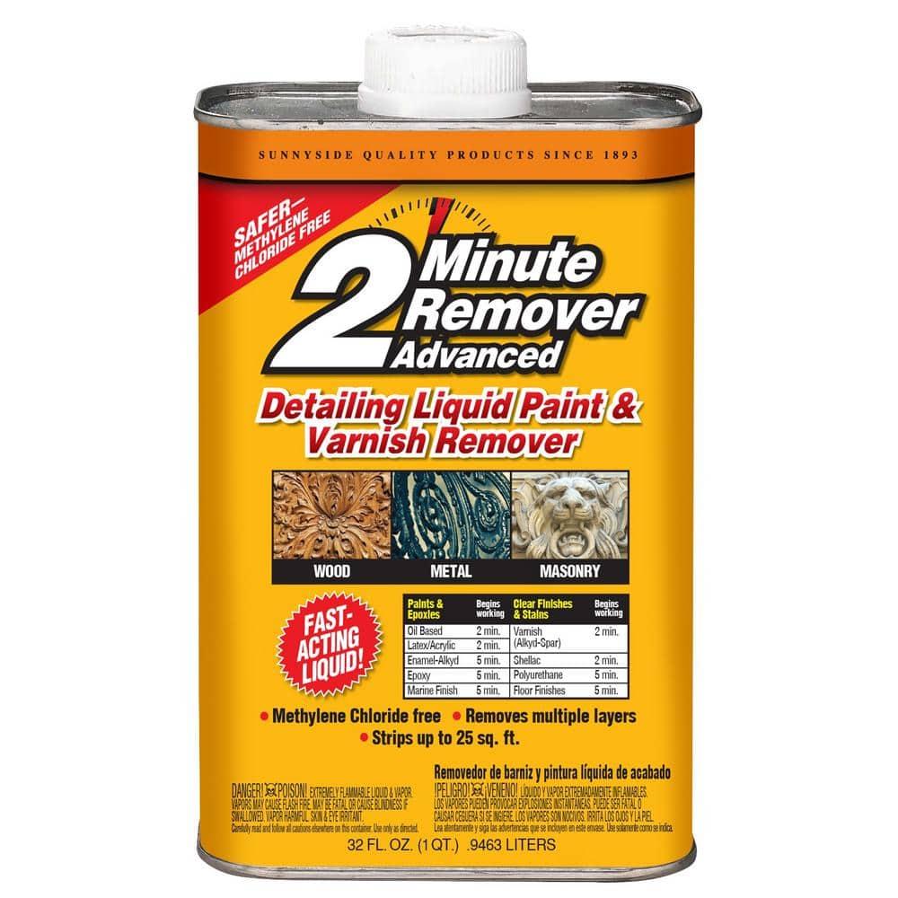 1 Qt. 2-Minute Remover Advanced Liquid