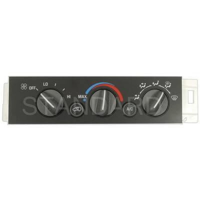 HVAC Blower Control Switch
