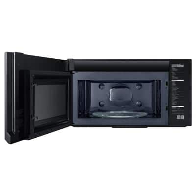 30 in. 1.7 cu. ft. Over the Range Convection Microwave in Fingerprint Resistant Stainless Steel