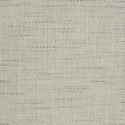 Mix it Up Ivory Polyester Blend Swatch