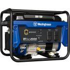 WGen2000 2,500/2,000 Watt Gasoline Powered Portable Generator with Automatic Low Oil Shutdown