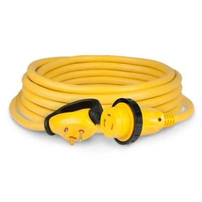 25 ft. 30 Amp Power Cord with RV End (Male)