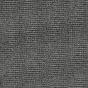 First Impressions Sky Grey Hobnail Texture 24 in. x 24 in. Commercial Peel and Stick Carpet Tile (15-tile / case)