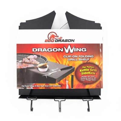 Dragon Wing Folding Grill Shelf