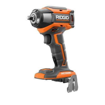 18-Volt OCTANE Cordless Brushless 3/8 in. 6-Mode Impact Wrench (Tool-Only) with Belt Clip