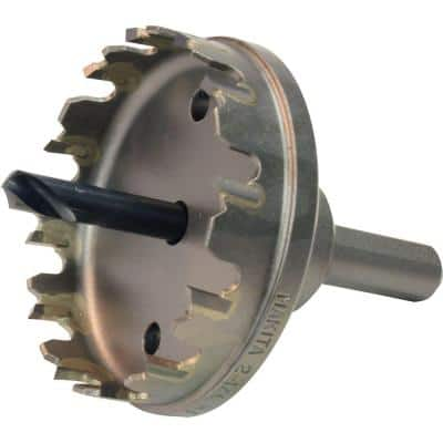 2-1/4 in. Carbide-Tipped Hole Saw