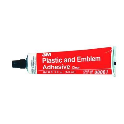 5 fl. oz. Plastic Adhesive (Case of 6)