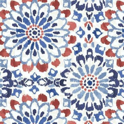 36 in. x 54 in. Clark Outdoor Fabric by the Yard