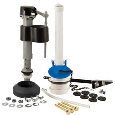 Universal Complete Toilet Repair Kit