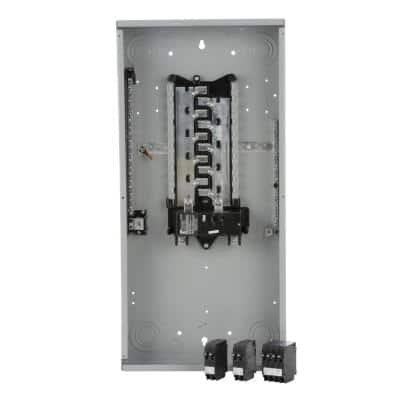 200 Amp 20 Space 40-Circuit Main Breaker Indoor Load Center Value Pack