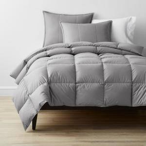 LaCrosse Light Warmth Silver Full Down Comforter