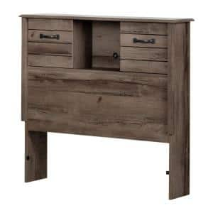 Ulysses Fall Oak Twin Headboard