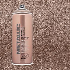 10 oz. METALLIC EFFECT Spray Paint, Champagne