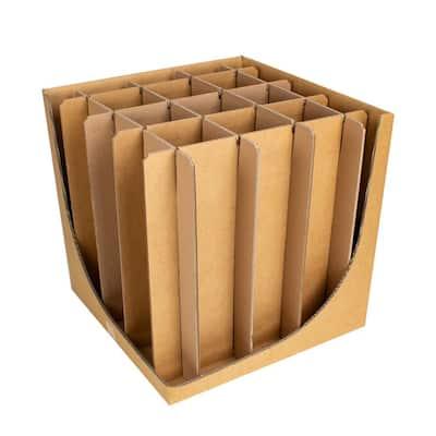 Garage and Tool Storage Organization Divider