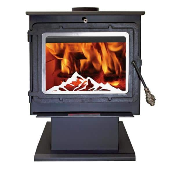 Englander 2 000 Sq Ft Epa Certified Wood Burning Stove 15 W03 The Home Depot