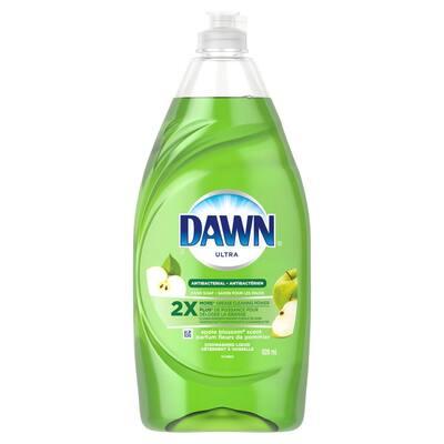 Ultra 28 oz. Antibacterial Apple Blossom Scent Dish Soap