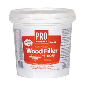 Pro Finisher1 qt. White Oak Matte Full Trowel Wood Filler (6-Pack)